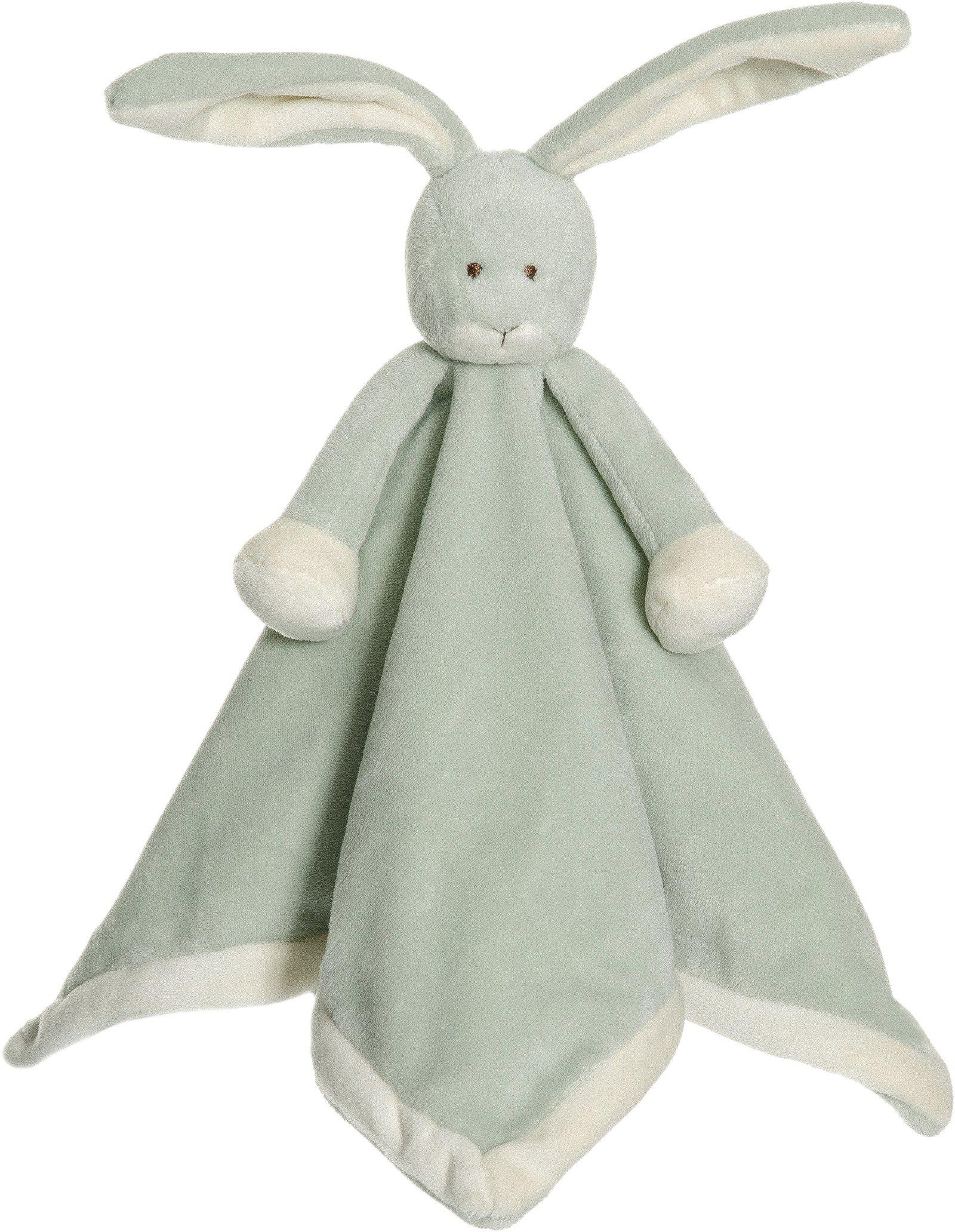 Teddykompaniet Diinglisar Animal Nusseklud Bunny Mint