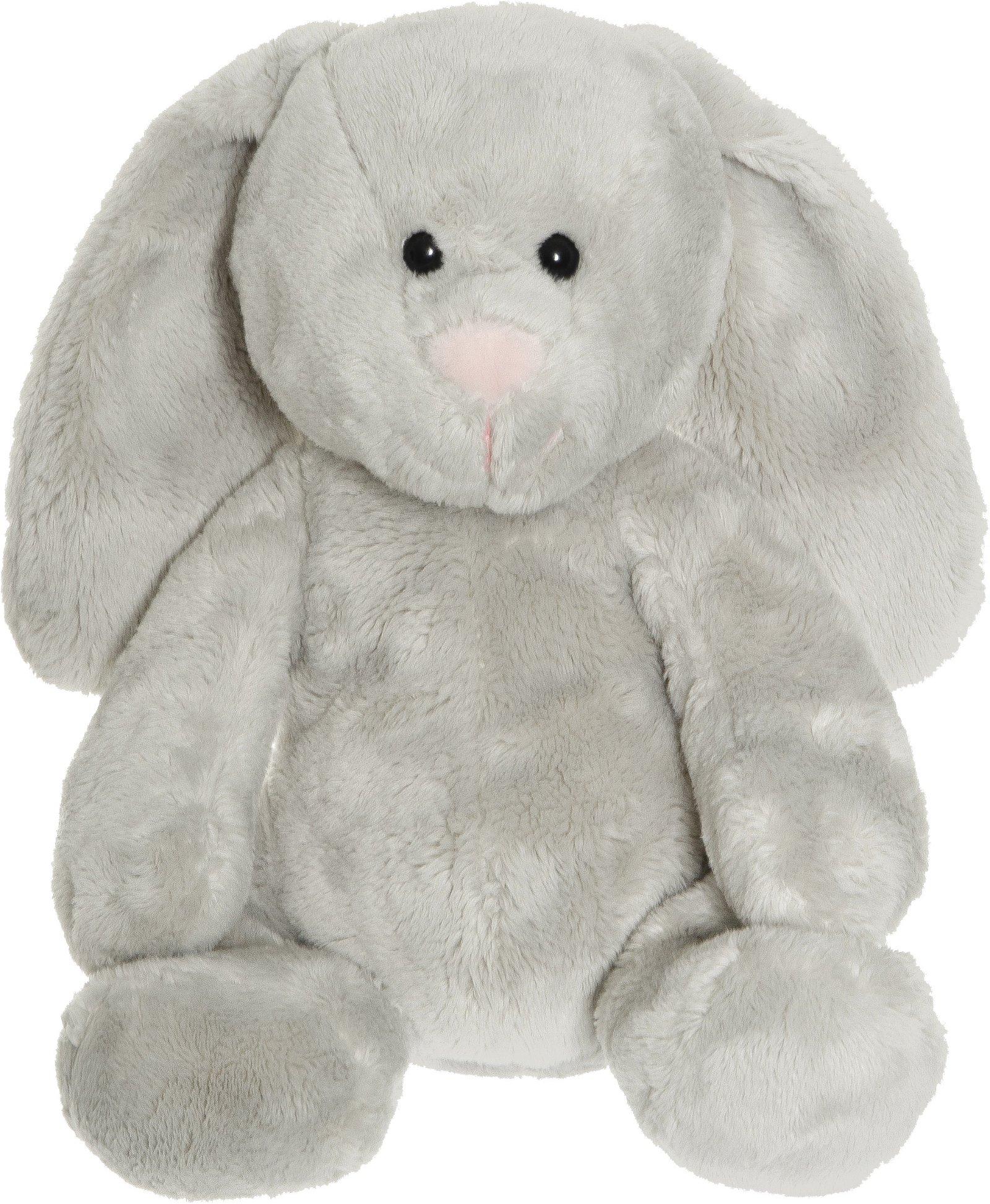 Teddykompaniet Wilma Kaninbamse Grey