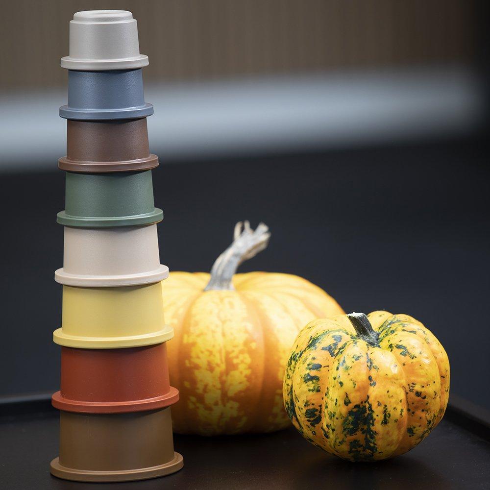 Mushie Halloweenpakke - Stablekopper