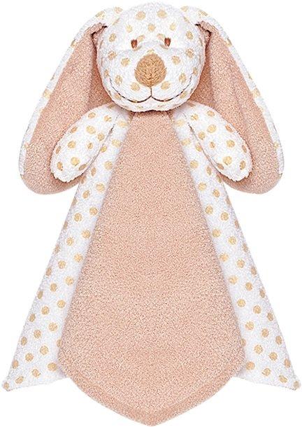 Teddykompaniet Nusseklud Big Ears Brown Dog