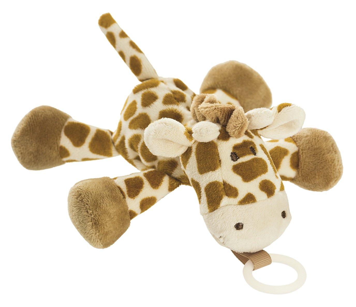 Teddykompaniet Buddy Sutteholder Wild Giraffe