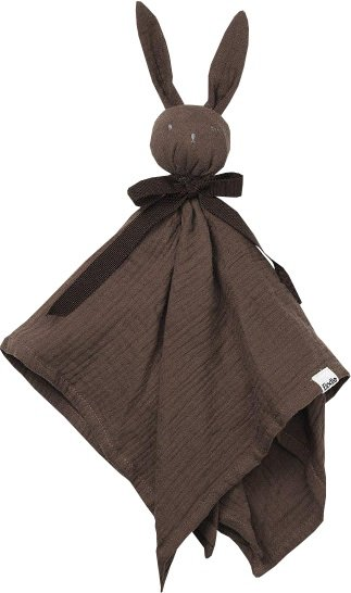 Elodie Details Nusseklud Coco Blinkie - Chocolate