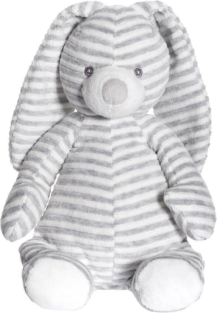 Teddykompaniet Cotton Cuties Bamse Grey