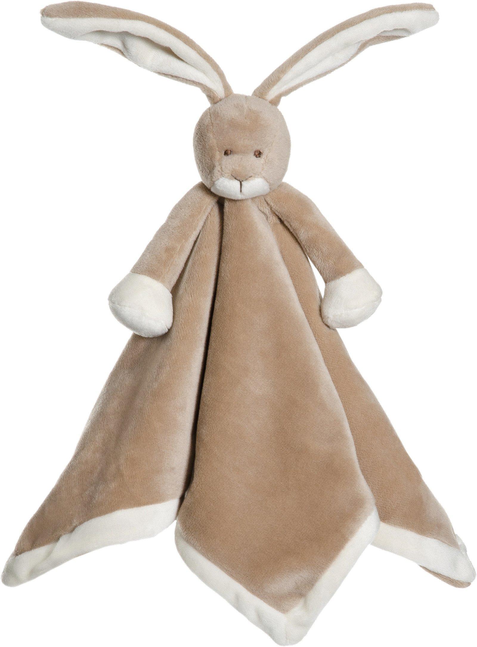 Teddykompaniet Diinglisar Animal Nusseklud Bunny Brown