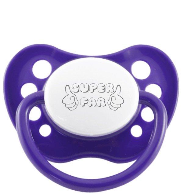 Purple Hortensia - Superfar