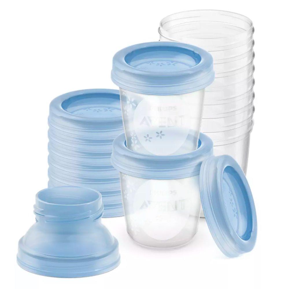 Philips Avent kopper til opbevaring af modermælk