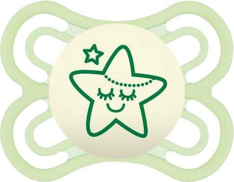 MAM Perfect Night Natsut 0-6 mdr. Little Green Star