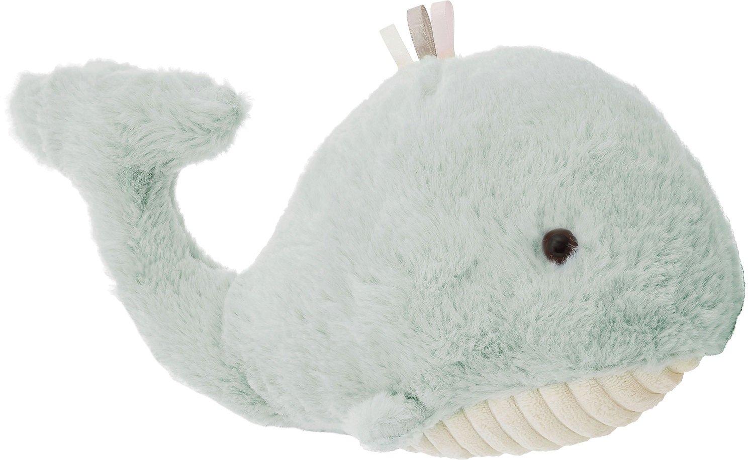 Teddykompaniet Ocean Pals Bamse Whale Turquoise