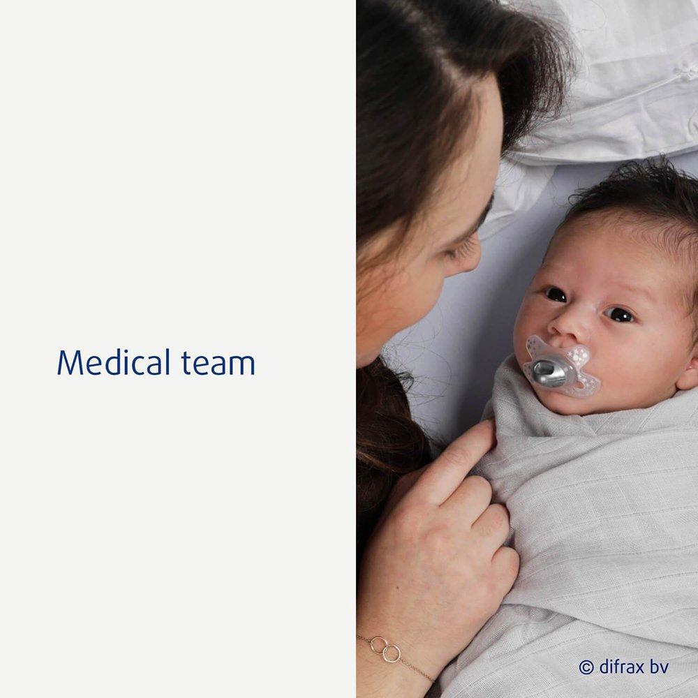 Difrax Natural Newborn sut