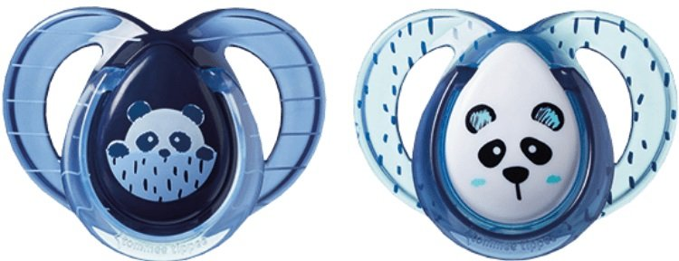 Tommee Tippee Anytime Sut 6-18 mdr. Blue