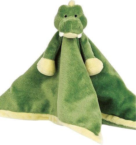 Teddykompaniet Diinglisar Animal Nusseklud Wild Crocodile