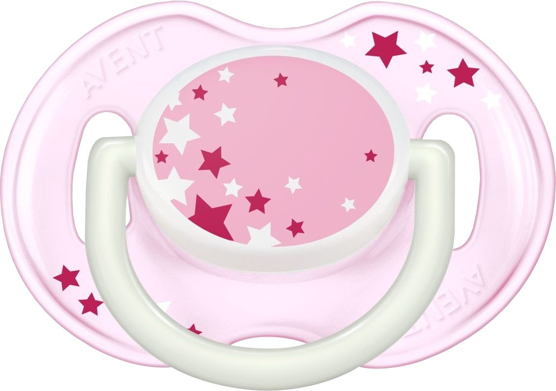 Philips AVENT Night Natsut 0-6 mdr. All Pink
