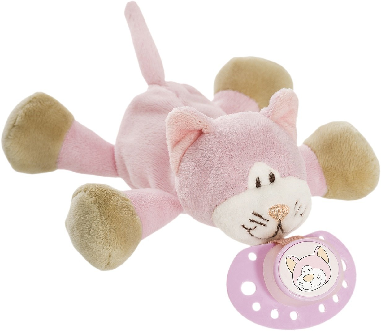 Teddykompaniet Buddy Sutteholder Cat