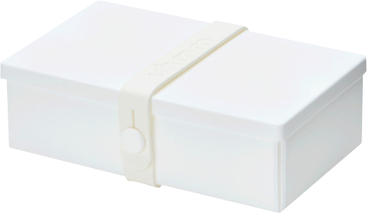 Uhmm Box Madkasse No. 01 White