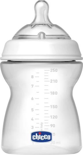 Chicco 250 ml. Sutteflaske Anti-Colic