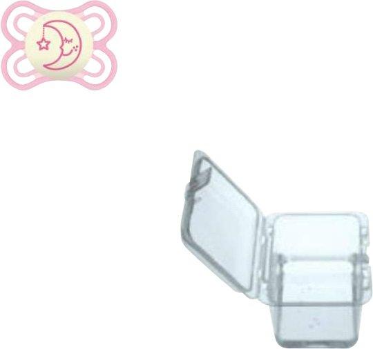MAM Perfect Night Natsut 0-6 mdr. Little Pink Moon