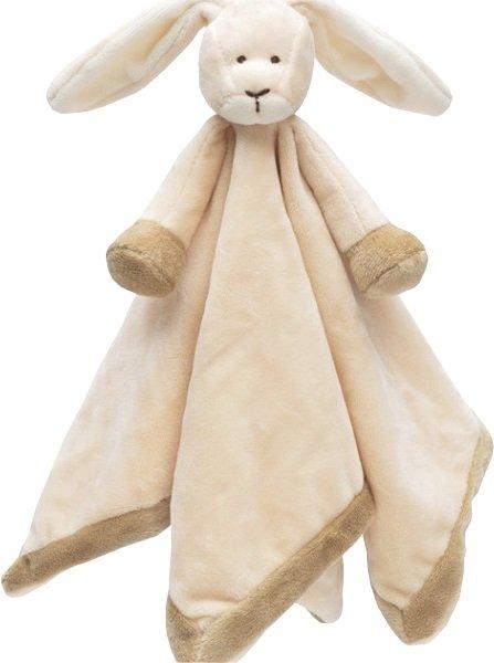 Teddykompaniet Diinglisar Animal Nusseklud Bunny Creme