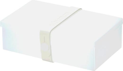 Uhmm Box Madkasse No. 01 Transparent White