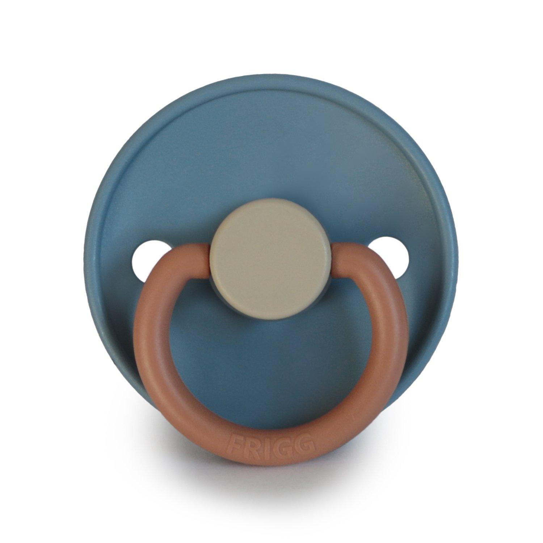FRIGG Color Blocks i medicinsk silikone str. 0-6 mdr