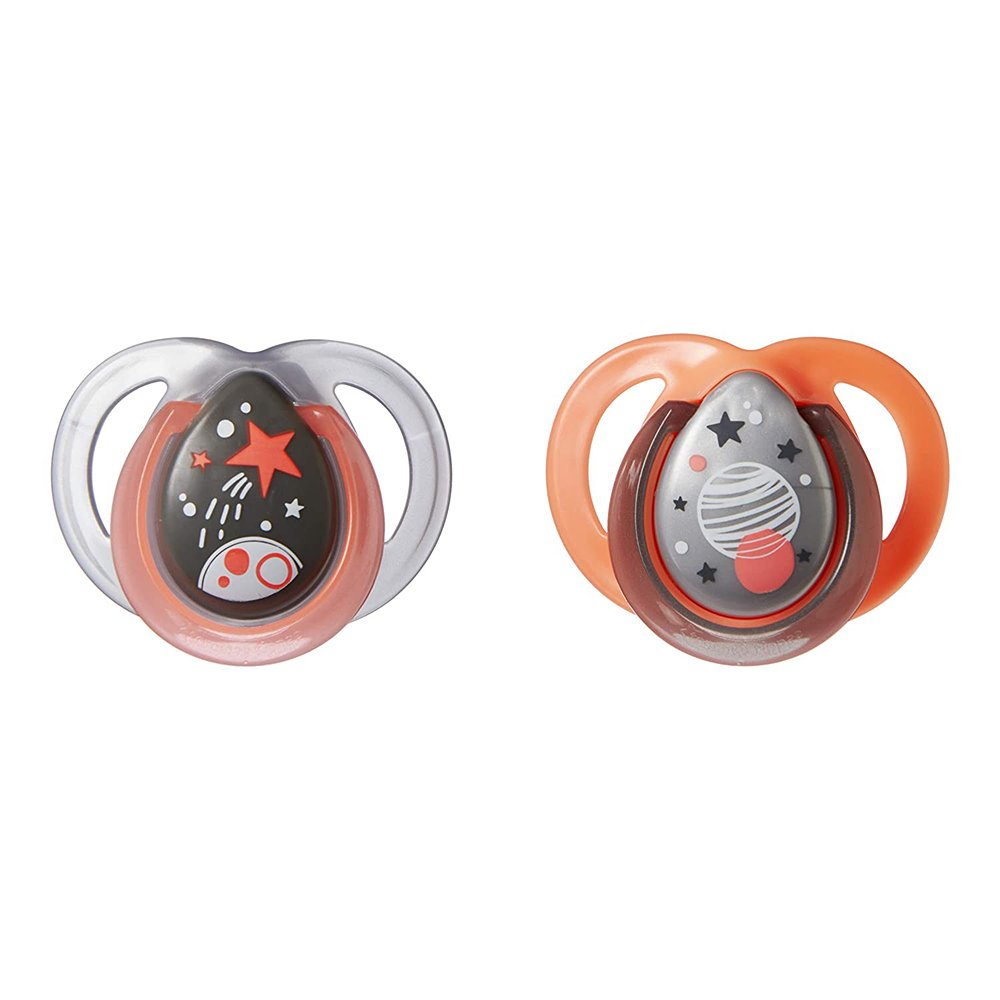 Tommee Tippee Night Time Sut 0-6 mdr.