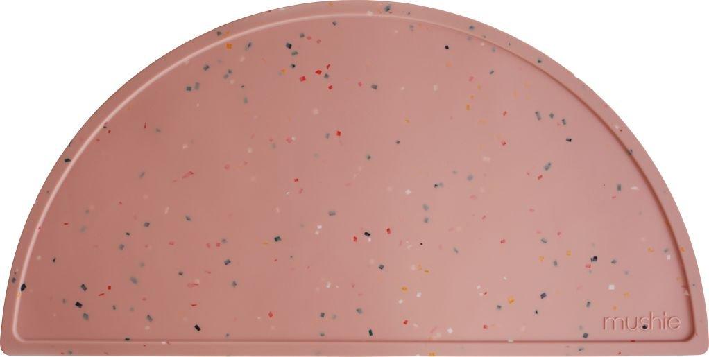 MushieDækkeserviet Pink Confetti