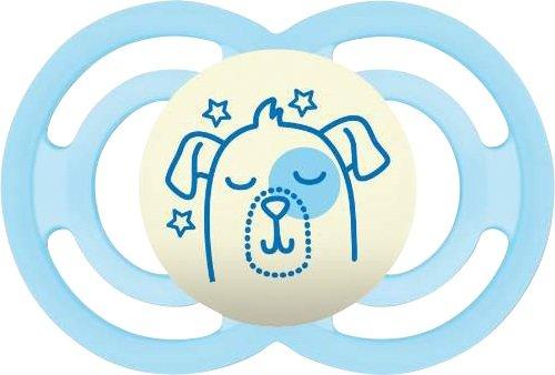 MAM Perfect Night Natsut 6-18 mdr. Blue dog