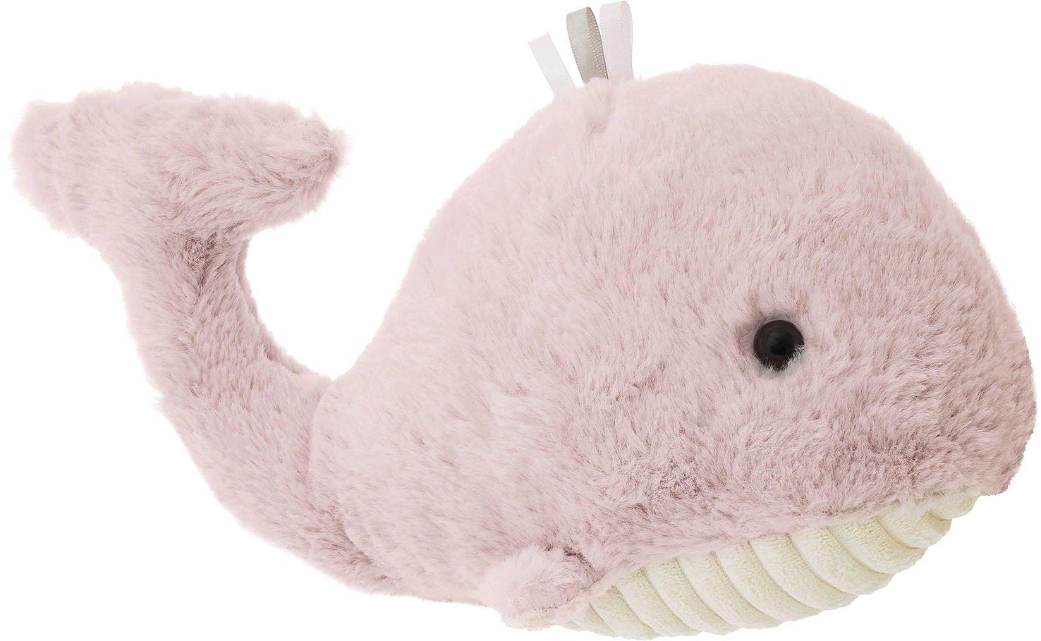 Teddykompaniet Ocean Pals Bamse Whale Rose