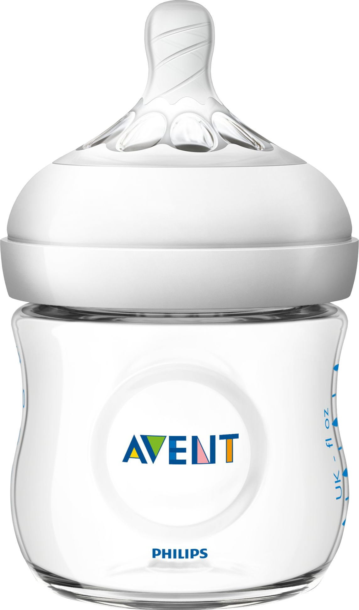 Philips AVENT 125 ml. Natural Sutteflaske