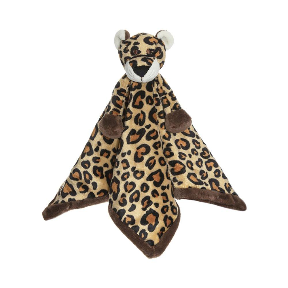 Teddykompaniet Diinglisar Animal Nusseklud Leopard