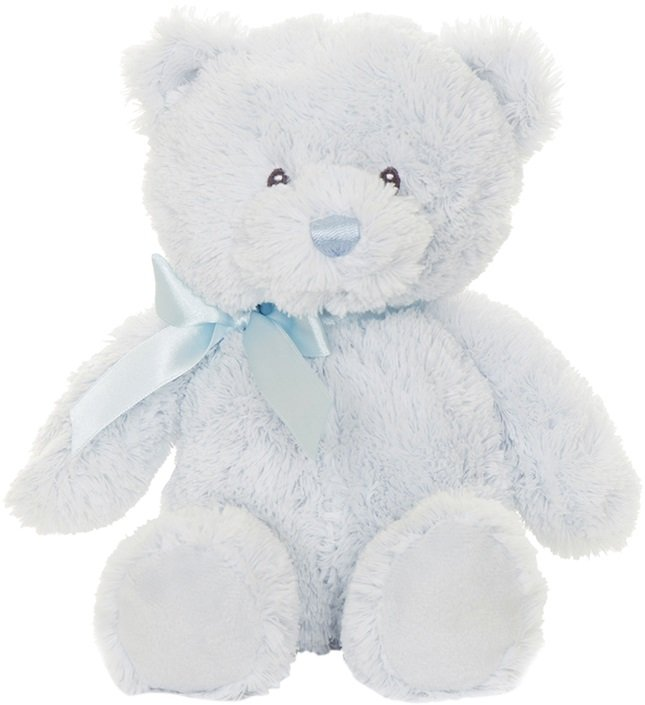 Teddykompaniet Baby Bears Bamse Blue