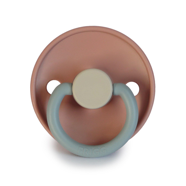 FRIGG Color Blocks i medicinsk silikone str. 6-18 mdr.