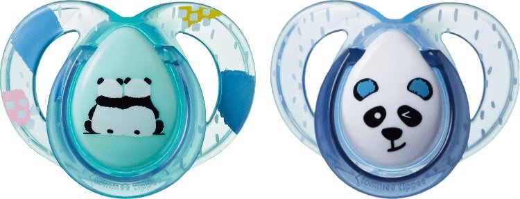 Tommee Tippee Anytime Sut 6-18 mdr. Turquoise - Blue
