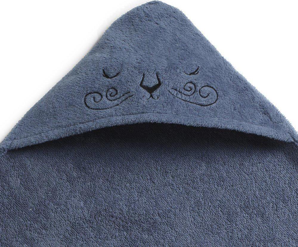 Elodie Details Hættehåndklæde Tender Blue