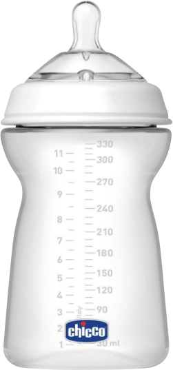 Chicco 330 ml. Sutteflaske Anti-Colic