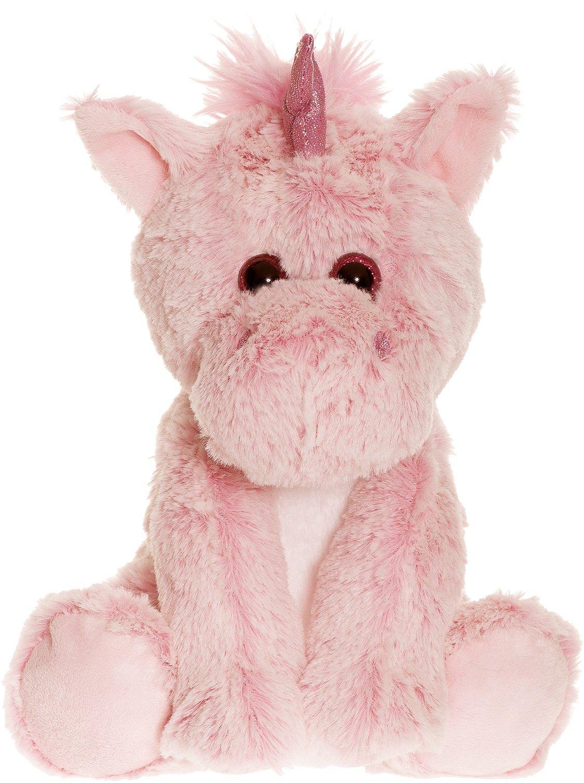 Teddykompaniet Siddende Venner Bamse Unicorn
